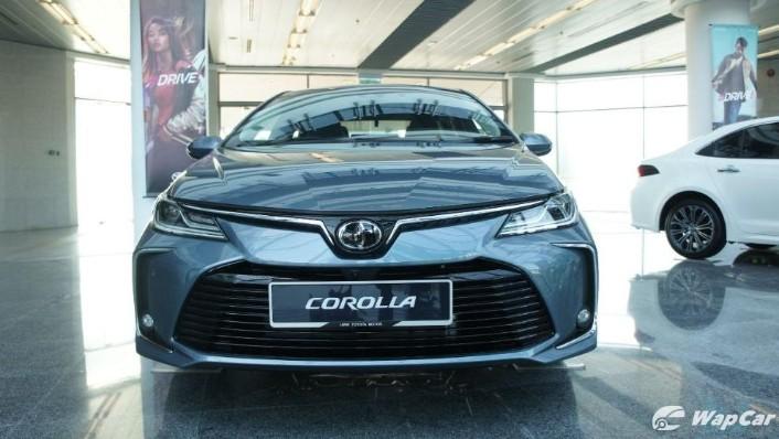 Toyota Corolla Altis 2019 Exterior 004