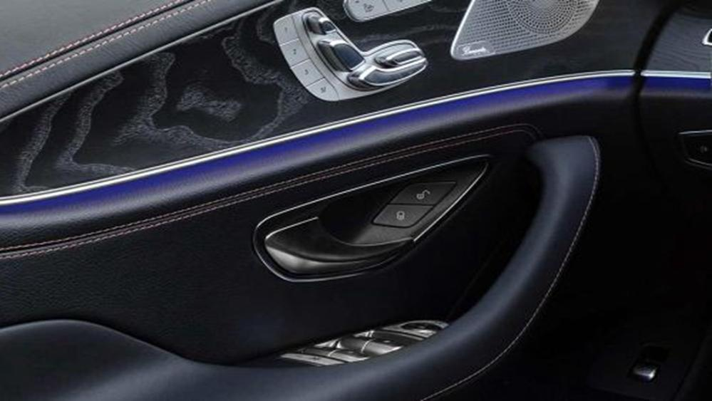 Mercedes-Benz CLS-Class 2019 Interior 012