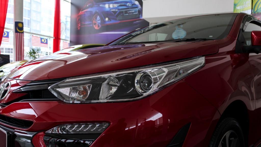 Toyota Yaris 2019 Exterior 045