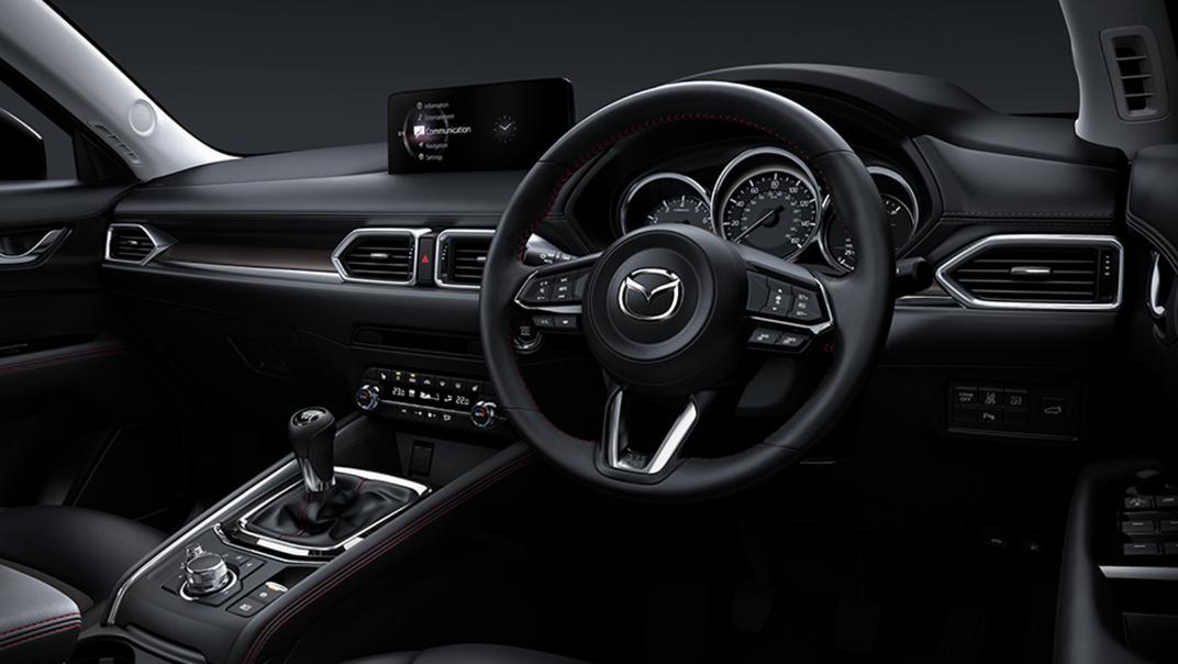 2021 Mazda CX 5 GT Interior 001