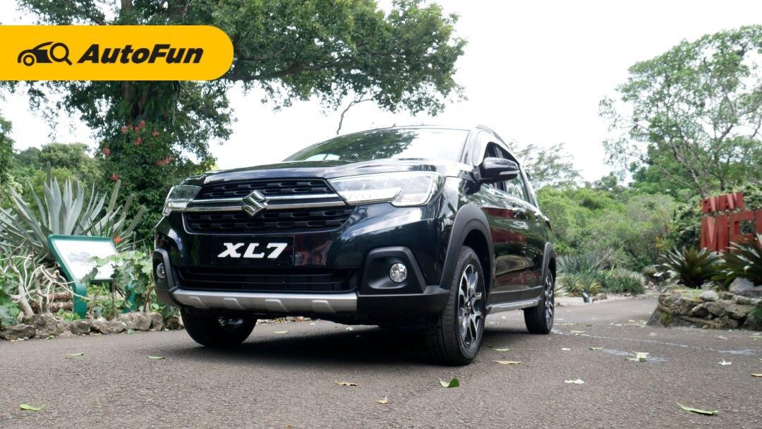 FAQ: Fakta Menarik Suzuki XL7 2021, Mobil Penumpang Terlaris Suzuki 01