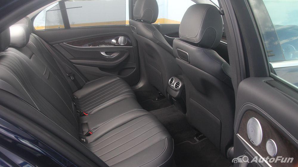 Mercedes-Benz E-Class 2019 Interior 037