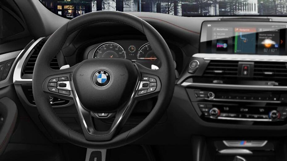 BMW X4 2019 Interior 002