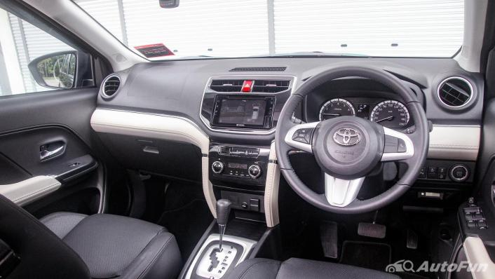 Toyota Rush 2019 Interior 001