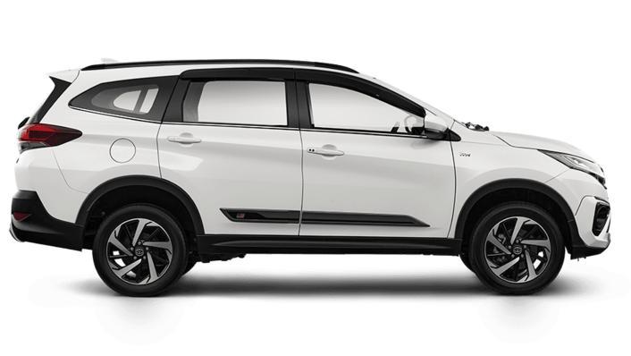 2021 Toyota Rush 1.5 S A/T GR Sport Exterior 004