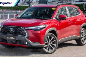 Toyota Corolla Cross 2020 terjual hampir 4x lebih banyak dari Honda HR-V 2020 di Thailand