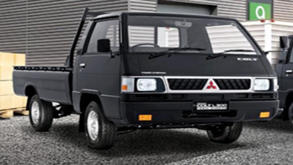 Mitsubishi L300 2019 Exterior 010