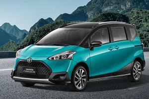 Kejutan: Ternyata Toyota Sienta Juga Hadir Dalam Versi 'SUV' Lho