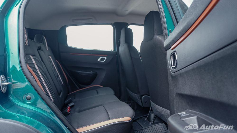 Renault Kwid 2019 Interior 050