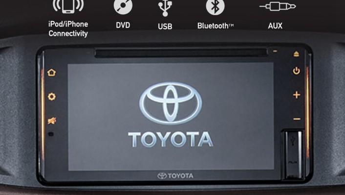 Toyota Calya 2019 Interior 005
