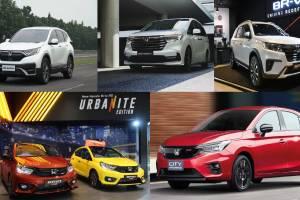 5 Mobil Baru Honda Meluncur Tahun Ini di Indonesia, Mana yang Paling Layak Dibeli?