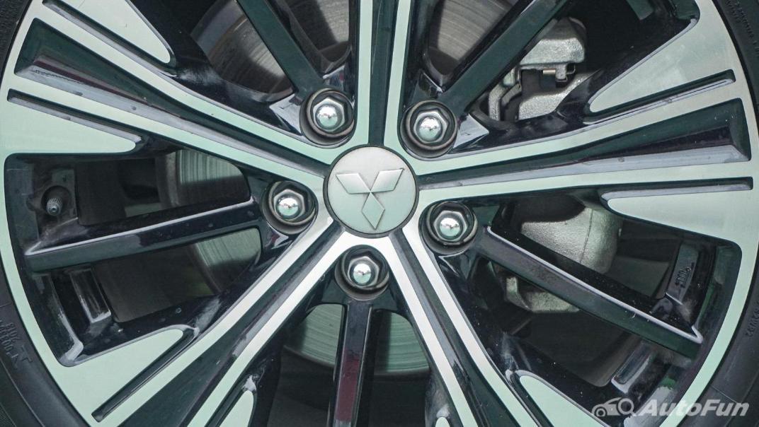Mitsubishi Eclipse Cross 1.5L Exterior 065
