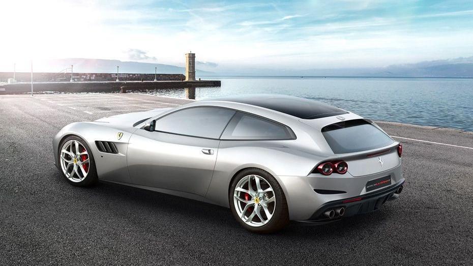 Ferrari GTC4Lusso T 2019 Exterior 007