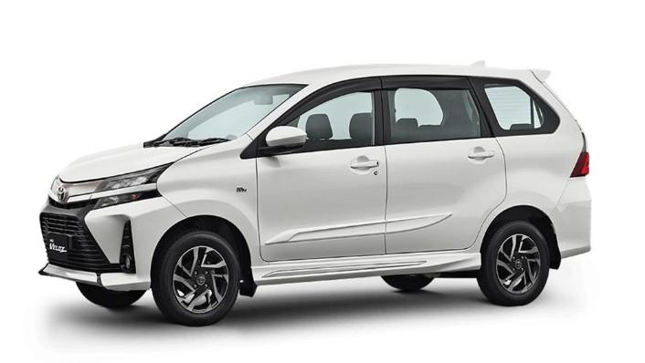 Toyota Avanza Veloz 2019 Exterior 002