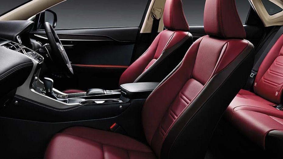 Lexus NX 2019 Interior 008