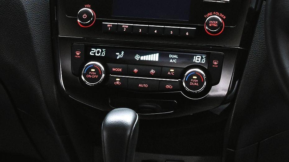 Nissan X Trail 2019 Interior 006