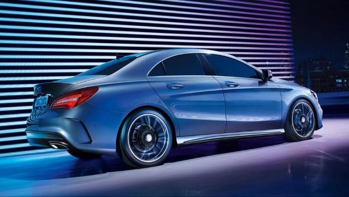 Mercedes-Benz CLA-Class 2019 Exterior 004