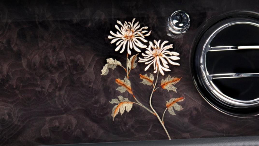 Bentley Mulsanne 2019 Interior 010