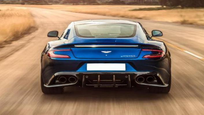 Aston Martin Vanquish 2019 Exterior 007