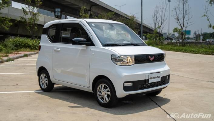2021 Wuling Mini EV Upcoming Version Exterior 003