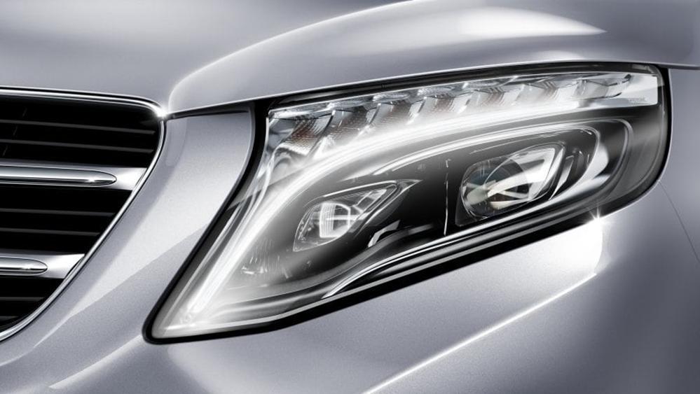 Mercedes-Benz V-Class 2019 Exterior 006
