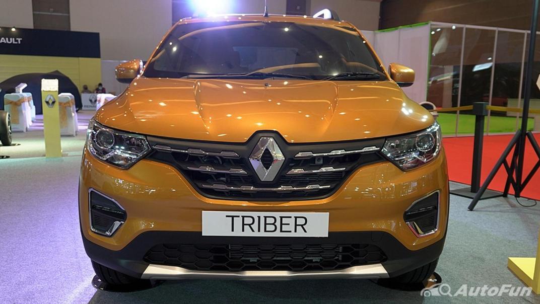 2021 Renault Triber Exterior 002