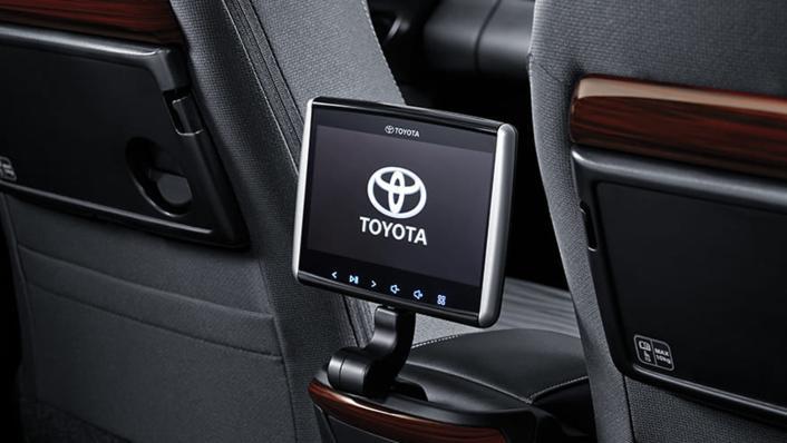 2020 Toyota Kijang Innova 2.0 V Luxury A/T Interior 006