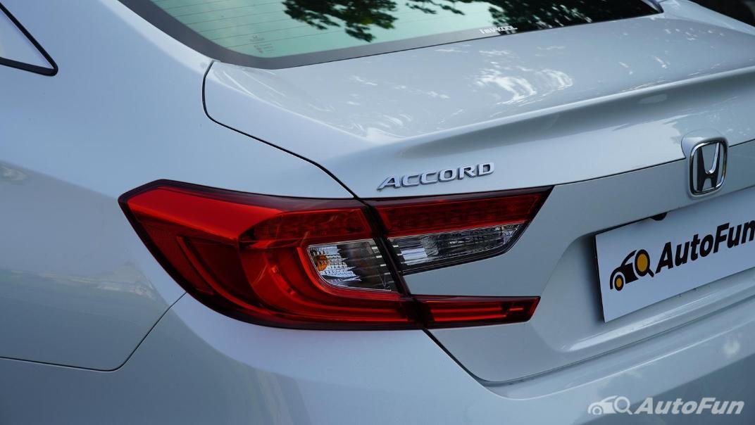 2021 Honda Accord 1.5L Exterior 016