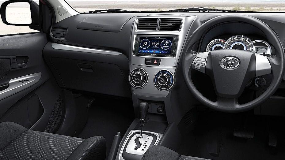 Toyota Avanza 2019 Interior 033