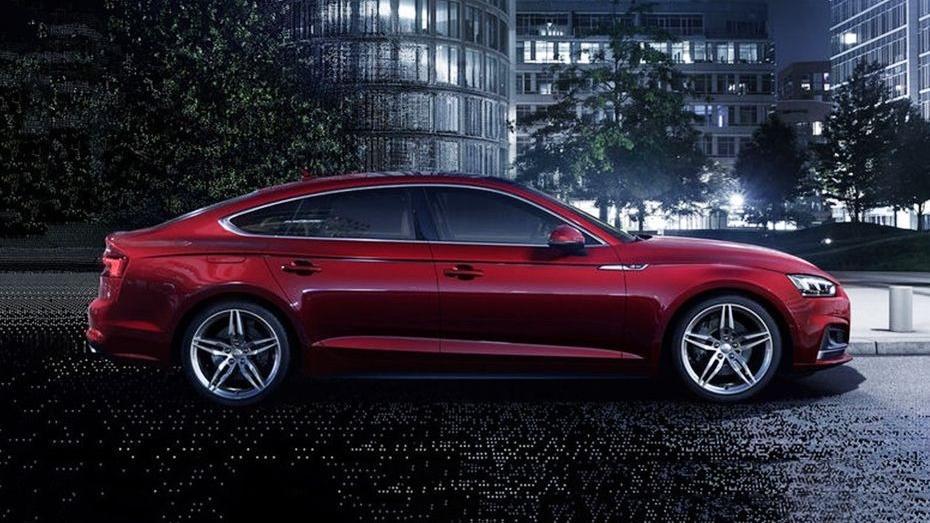 Audi A5 2019 Exterior 003
