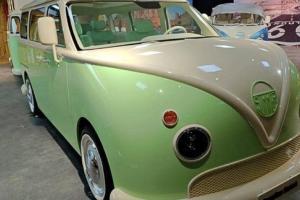 Mobil China BYD SS Summer Ini Mirip Sosok Volkswagen T1, Dianggap Seperti Mainan