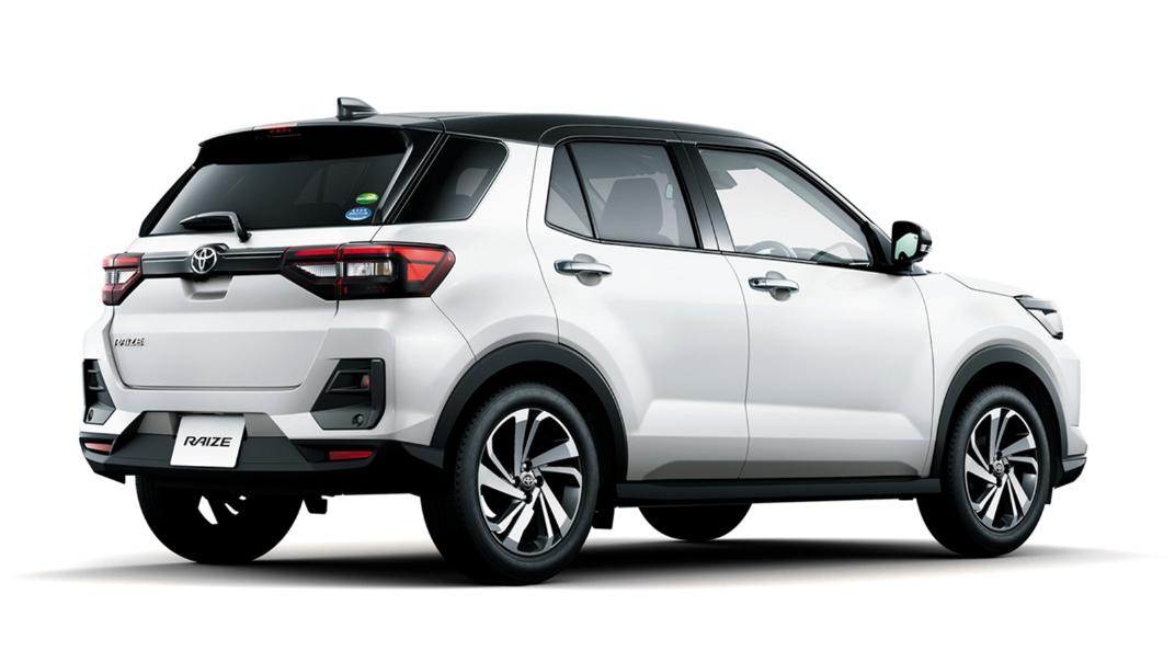 2021 Toyota Raize Exterior 081