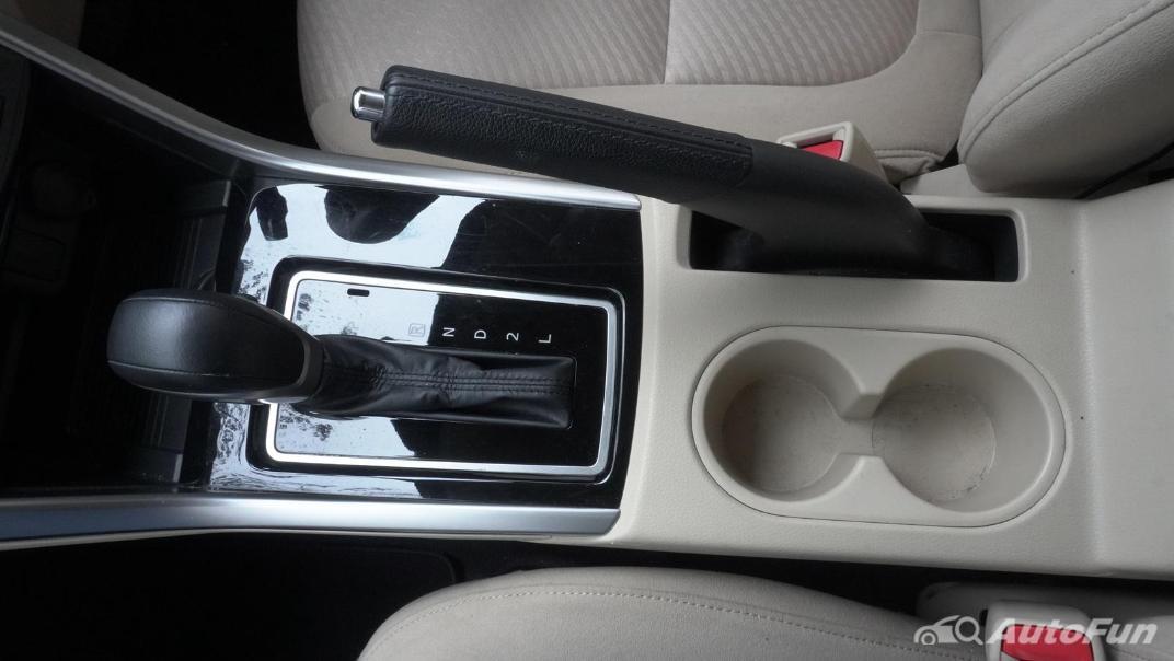 2020 Mitsubishi Xpander Ultimate A/T Interior 022