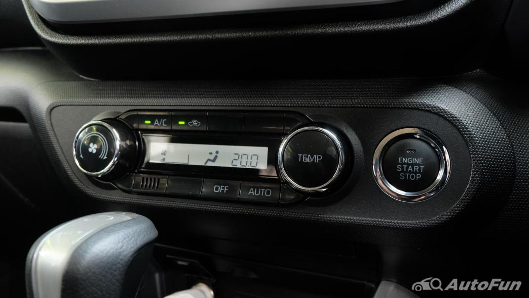 2021 Toyota Raize Interior 017