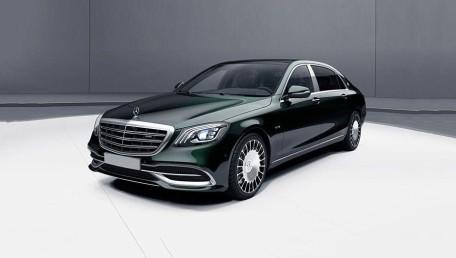 Mercedes-Benz S-Class S 450 L Daftar Harga, Gambar, Spesifikasi, Promo, FAQ, Review & Berita di Indonesia | Autofun