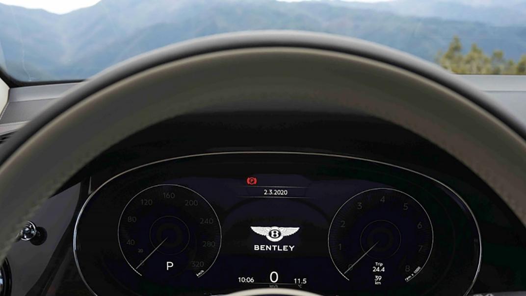 Bentley Bentayga 2019 Interior 004