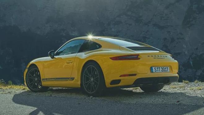 Porsche 911 2019 Exterior 066