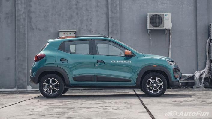 Renault Kwid 2019 Exterior 005