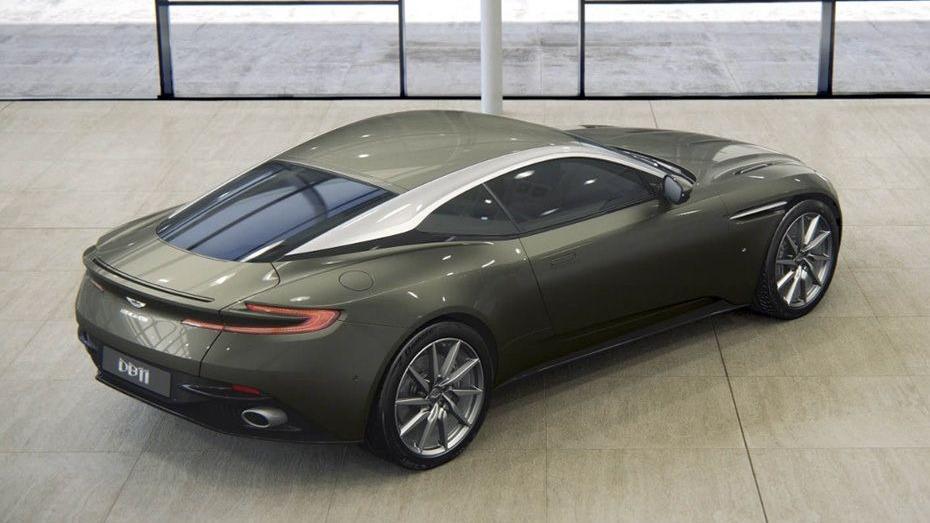 Aston Martin DB11 2019 Exterior 007