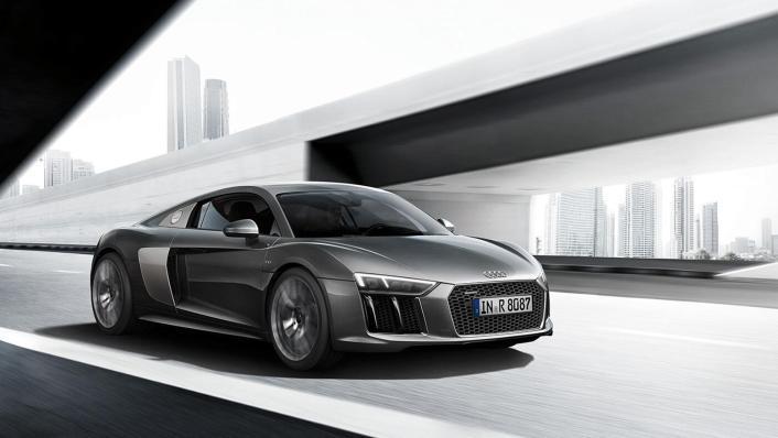 Audi R8 2019 Exterior 004