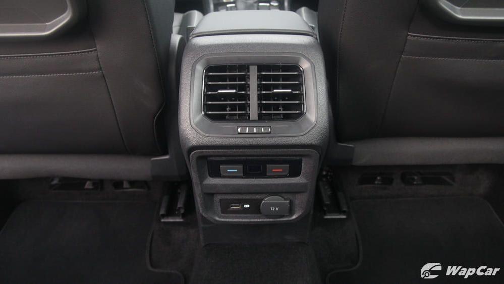 Volkswagen Tiguan 2019 Interior 028