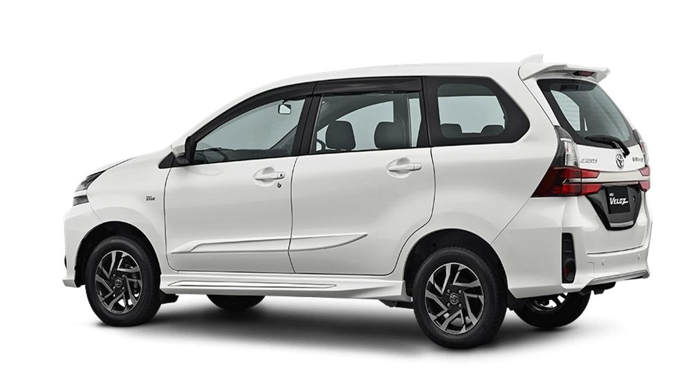 Toyota Avanza Veloz 2019 Exterior 004