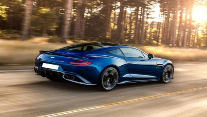 Aston Martin Vanquish 2019 Exterior 009