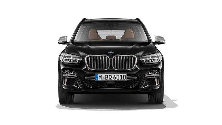 BMW X3 M Exterior 003