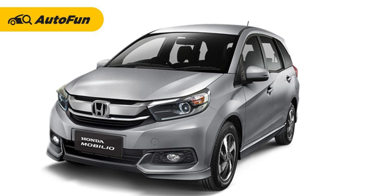 Mobil Honda Mobilio – Powerhouse dengan Inovasi 01