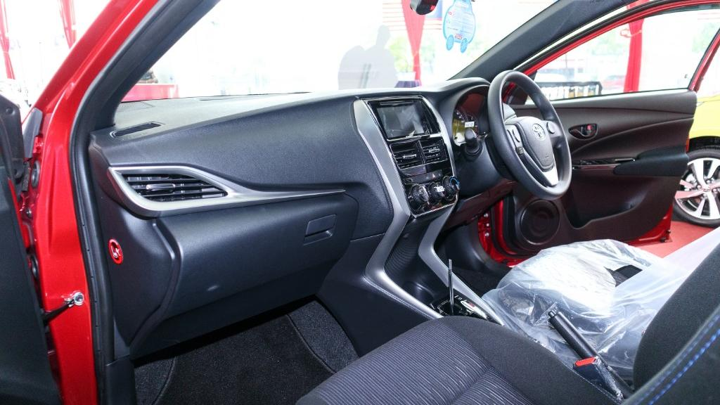 Toyota Yaris 2019 Interior 028