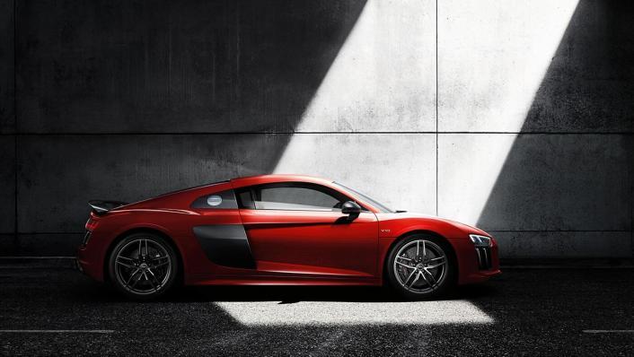Audi R8 2019 Exterior 002