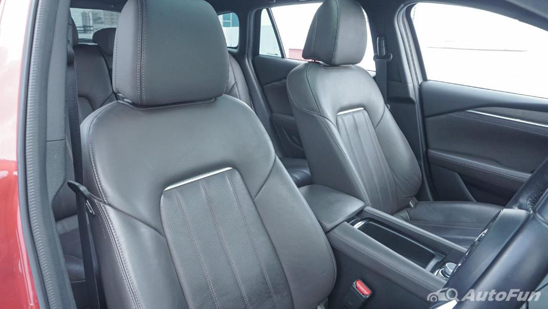 Mazda 6 Elite Estate Interior 043
