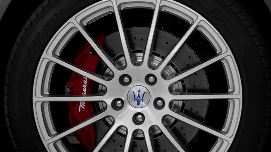 Maserati Quattroporte 2019 Exterior 020