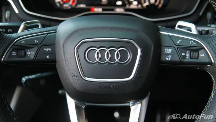 2021 Audi RS 4 Avant Interior 006